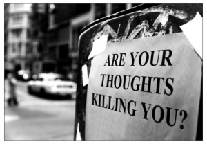 Are your thoughts